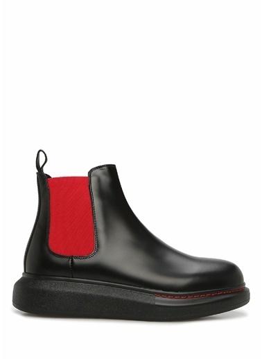 Alexander McQueen Bot Kırmızı
